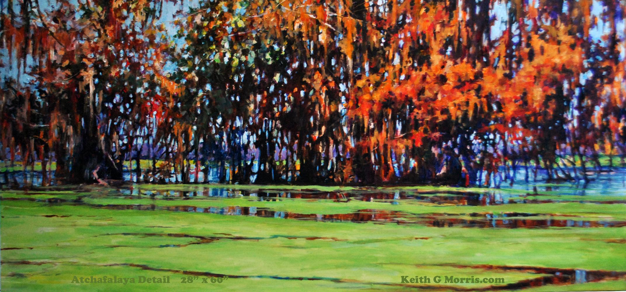 Keith G Morris | Louisiana Artist